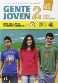 Gente joven. Nueva edicion. Con e-book. Con espansione online. Con DVD-ROM vol.3