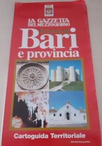 Itinerari Bari E Provincia Cartoguida Territoriale