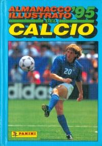 almanacco illustrato del calcio 1996