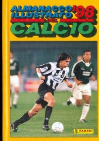 almanacco illustrato del calcio 1999