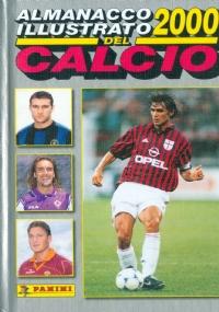 almanacco illustrato del calcio 2001