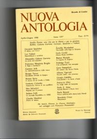 NUOVA ANTOLOGIA Ottobre -Dicembre 1994