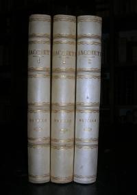 Delle Satire e Rime del divino Ludovico Ariosto Libri II. Con le annotazioni di Paolo ROLLI