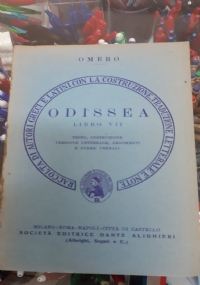 ODISSEA LIBRO VII