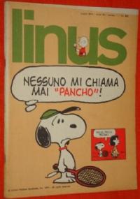 Linus  anno 10 N° 114  settembre 1974
