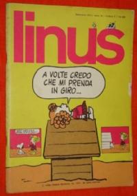 Linus  anno 10 N° 115  ottobre 1974