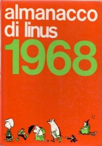 ALMANACCO GIALLO DI LINUS 1972