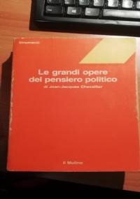 Le grandi opere del pensiero politico