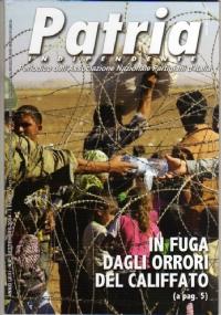 PATRIA INDIPENDENTE (mensile ANPI) Anno LVI, n. 9 - Ottobre 2007: LE MAFIE IN AGGUATO. Miliardi, droga, banche e stragi (e GINO BARTALI: «... GLI È TUTTO DA RIFARE») - [NUOVO SIGILLATO]