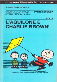 CORAGGIO, CHARLIE BROWN ! (parte seconda)