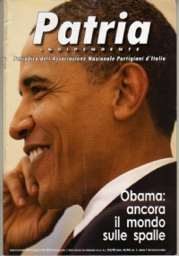 PATRIA INDIPENDENTE (mensile ANPI) Anno LXI, n. 9 (n. 5 nuova serie) - Novembre 2012: L'INTEGRALISMO SPAZZERÀ VIA LE «PRIMAVERE ARABE»? - [NUOVO]