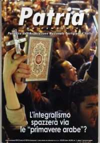 PATRIA INDIPENDENTE (mensile ANPI) Anno LXI, n. 8 (n. 4 nuova serie) - Ottobre 2012: CARA VECCHIA EUROPA, CE LA FARAI? - [NUOVO]