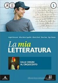 LA MIA LETTERATURA vol.1