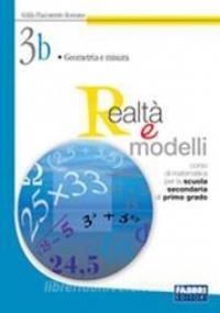 Realtà e modelli. Volume 3B. Per la Scuola media
