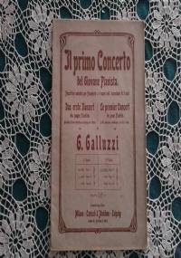 Spartiti Musicali  Dal Mondo Infantile Schizzi Musicali Pianoforte