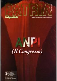 PATRIA INDIPENDENTE (mensile ANPI) Anno LV, n. 4 - Aprile 2006: 25 APRILE e I FOTOGRAFI «ROSSI» ALLA GUERRA - [NUOVO]