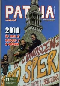 PATRIA INDIPENDENTE (mensile ANPI) Anno LXI, n. 6 (n. 2 nuova serie) - Luglio 2012: NOI, I RAGAZZI DELL'ANPI A MARZABOTTO - [NUOVO]