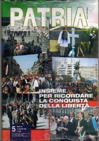PATRIA INDIPENDENTE (mensile ANPI) Anno LVI, n. 2 - Febbraio 2007: MARZABOTTO, UN PO' DI GIUSTIZIA ANCHE PER LORO e VERISMO, VERGA E LA FOTOGRAFIA