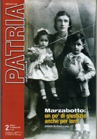 PATRIA INDIPENDENTE (mensile ANPI) Anno LV, n.  7 - Luglio 2006: Voy a Luchar Por Tu Porvenir. 1936, GLORIOSA SPAGNA (e NONNI E BISNONNI AL BACIO)