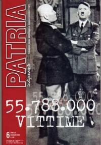 PATRIA INDIPENDENTE (mensile ANPI) Anno LXI, n. 2 - Febbraio 2012: L'ITALIA DEGLI INCAPACI, DEI FURBI E DEI LADRONI - [NUOVO]