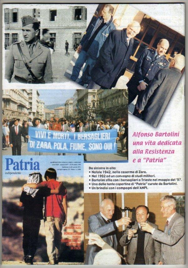 PATRIA INDIPENDENTE (mensile ANPI) Anno L, n. 8 - Settembre 2001: SPECIALE MUSEO FRATELLI CERVI - [COME NUOVO]