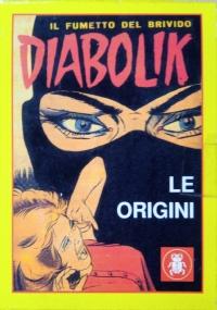 DIABOLIK - LEORIGINI (EDIZIONE SCARABEO, 1-4 MIGNON IN BAULETTO)