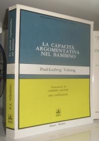 LA CAPACITÀ ARGOMENTATIVA DEL BAMBINO