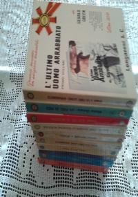 Lotto 8 libri Pocket Longanesi - Soavi, Cederna, Berto, Comisso, Piatti, Simonetti