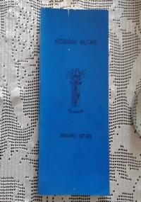 Accademia Militare Annuario 1969 - 1970