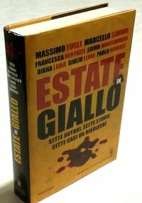GIALLO NATALE. 8 AUTORI 8 STORIE 8 DELITTI