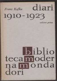 Diari 1910-1923 Volume Secondo