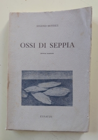 POESIE - RAINER MARIA RILKE - Traduzione di Giaime Pintor - Einaudi 1944 - seconda edizione - poesia