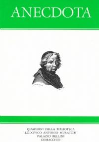 ANECDOTA - LE ZANZARE NELLE AREE NATURALI E DI INTERESSE TURISTICO Quaderni della biblioteca Lodivico Antonio Muratori PALAZZO BELLINI Comacchio (Ferrara)