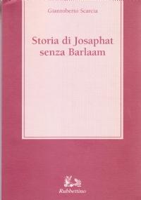 Storia di Josaphat senza Barlaam