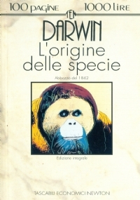 L'origine delle specie. Abbozzo del 1842
