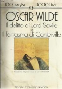 Il delitto di lord Savile-Il fantasma di Canterville