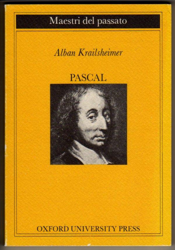 Blaise PASCAL - [COME NUOVO]