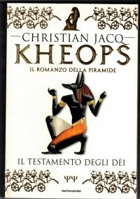 Il Romanzo di Kheops. Il ladro di ombre