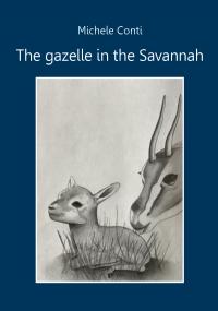 The gazelle in the Savannah