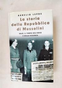 STORIA DELLA REPUBBLICA DI MUSSOLINI