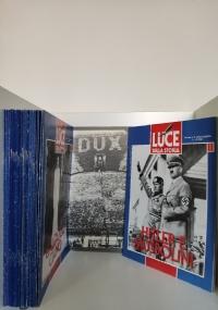 IL BORGHESE n. 33 (25 Novembre), n. 34 (3 Dicembre) e n. 35 (10 Dicembre) 1997 + 3 VHS «Storia del Fascismo. MUSSOLINI visto da destra» - [NUOVO]