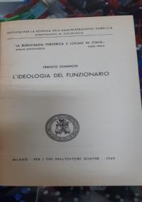 GLI SCRITTORI D'ITALIA VOLUMI 1 E 2