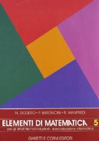 Elementi di Matematica,vol 4