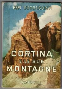 Cortina e le sue montagne