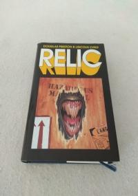 RELIC / Douglas Preston e Lincoln Child edizione rilegata ottobre 1997 Euroclub!