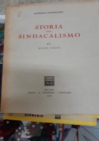 STORIA DEL SINDACALISMO 5.GERMANIA
